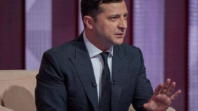 """Зеленський у США заявив, що розбудова флоту Україні обійдеться в $15 млрд, але """"подарунків не просимо"""""""