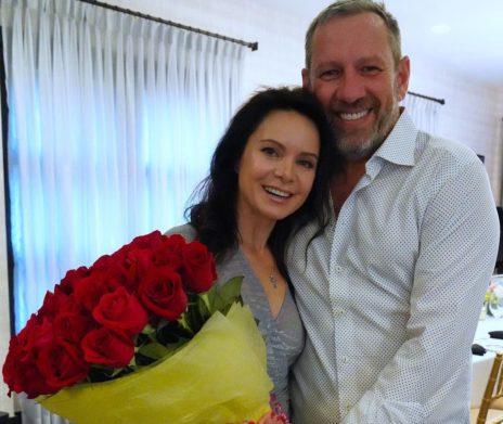 Лілія Подкопаєва показала рідкісне сімейне фото з чоловіком-американцем та дочкою-іменинницею