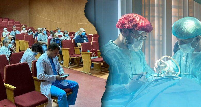 У Миколаєві планують розвивати трансплантацію. Київські лікарі ділилися досвідом