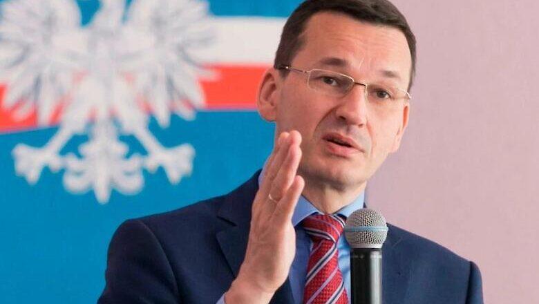 Прем'єр-міністр Польщі порівняв угоду по Північному потоку-2 з початком Другої світової війни