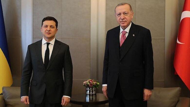 Україна і Туреччина домовилися прискорити створення зони вільної торгівлі між країнами