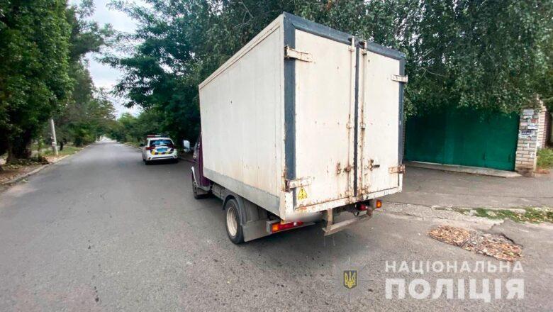 У Миколаєві вантажівка під час ДТП збила 13-річну дитину