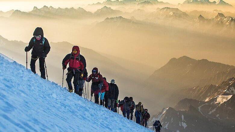 На Ельбрусі через заметіль та сильний вітер загинули п'ятеро альпіністів