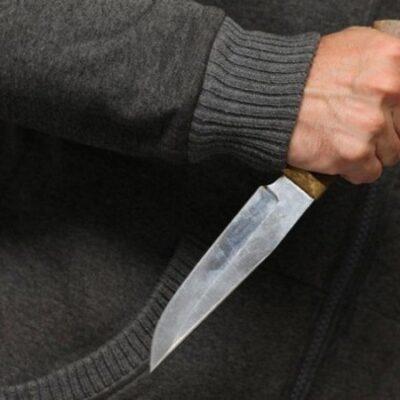 У Миколаєві 40-річний чоловік поранив поліцейського ножем